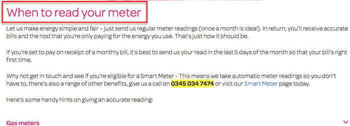 just energy customer service number