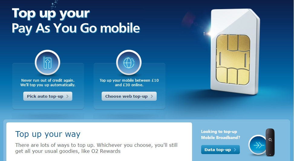 pay as you go mobile