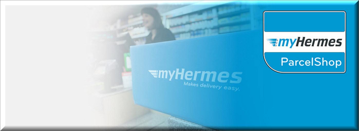 myhermes parcel shop
