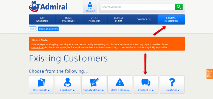 Admiral Insurance Contact Number >> How to Cancel Admiral Insurance - UK Contact Numbers