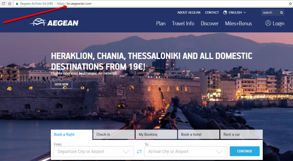 Aegean Cancellation