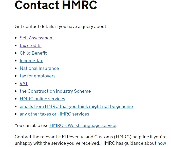 Hmrc customer service phone number 0300 790 6802 - Hm revenue and customs office address ...