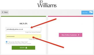 cancel JD Williams