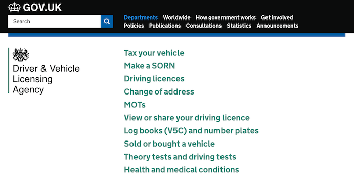 Paying vehicle tax by Direct Debit - YouTube
