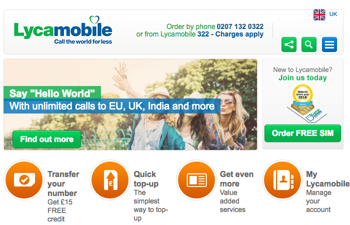 how to cancel lycamobile plan
