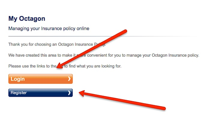 Cancel Octagon Insurance
