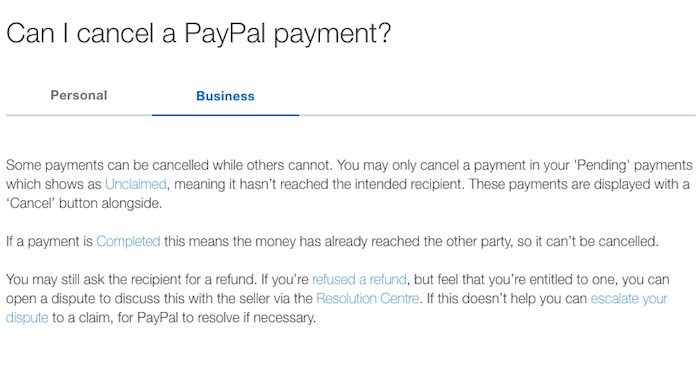 How to Cancel PayPal - UK Contact Numbers