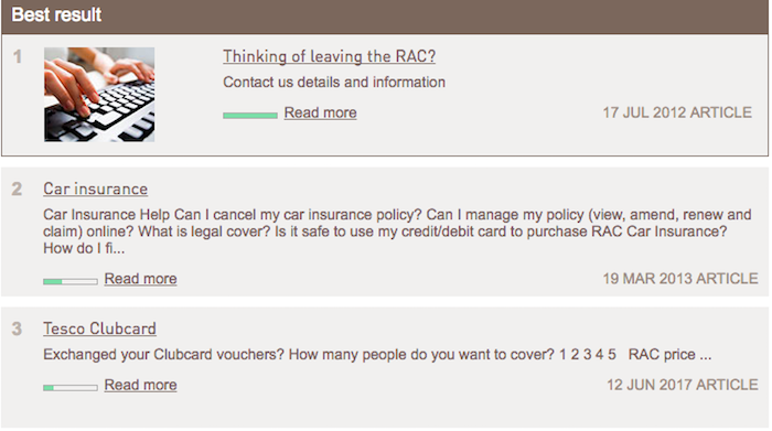 Cancel Rac Insurance