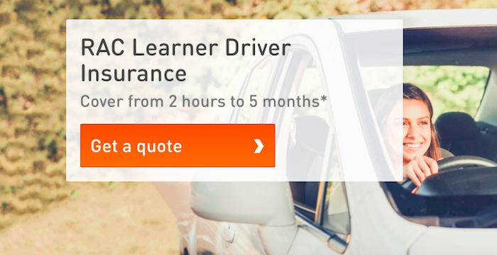 cancel Rac learner driver insurance