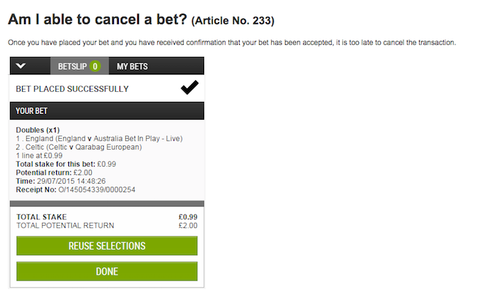 Ladbrokes cancel bet