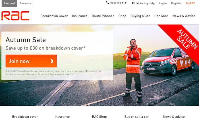 Rac Insurance