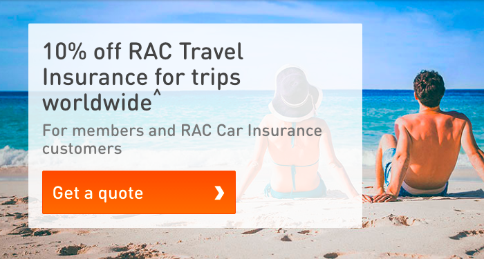 Rac Travel Insurance