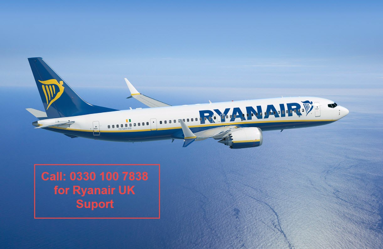 Ryanair contact number