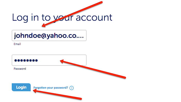 SSE Cancel Account