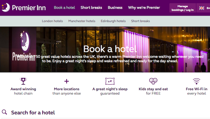 How to Cancel Premier Inn UK booking