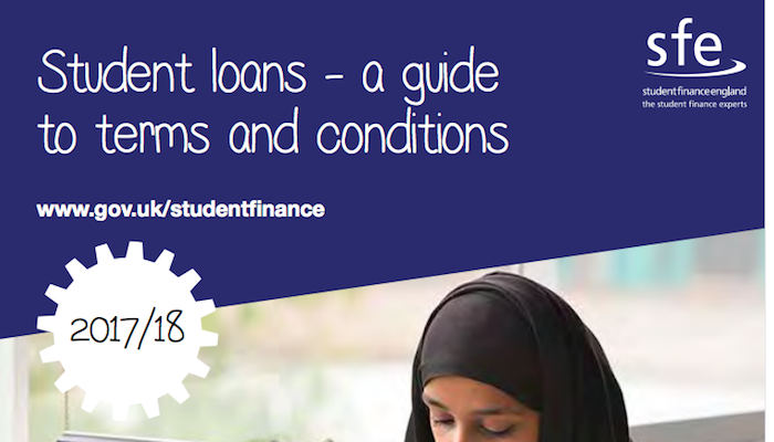 Student Finance Loan cancellation