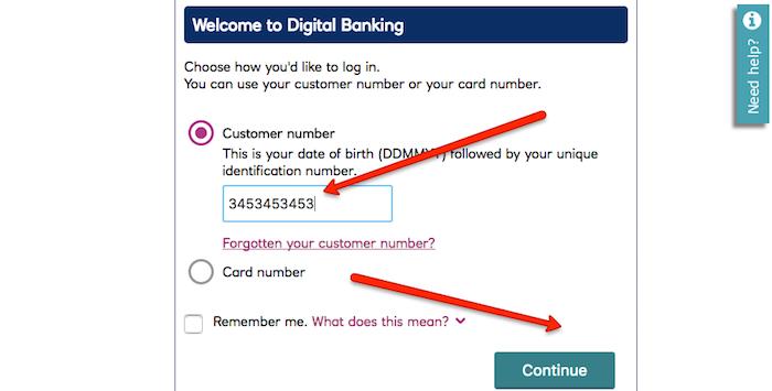dating.com uk login account number credit card