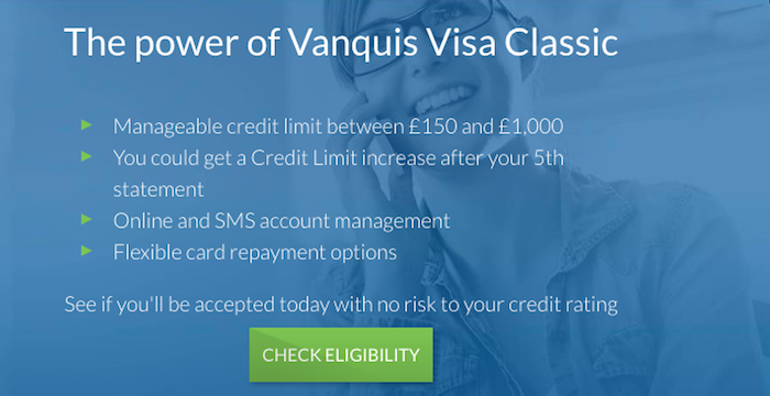 Cancel Vanquis Credit Cards
