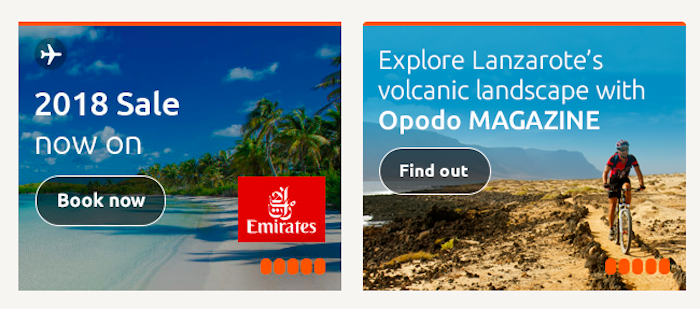 Opodo Flight Deals