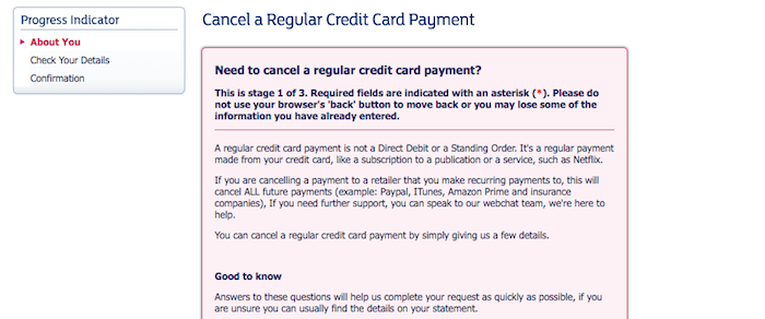 How to cancel rbs uk uk contact numbers cancel rbs payment reheart Choice Image