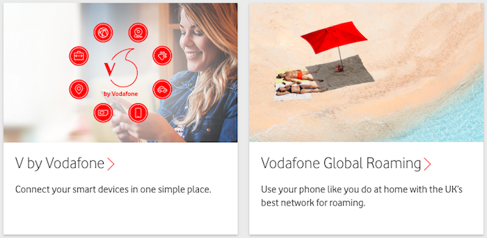 Vodafone Monthly