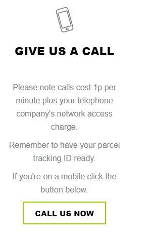 Yodel Returns Contact Number
