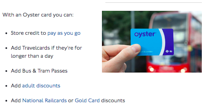 How to replace oyster card