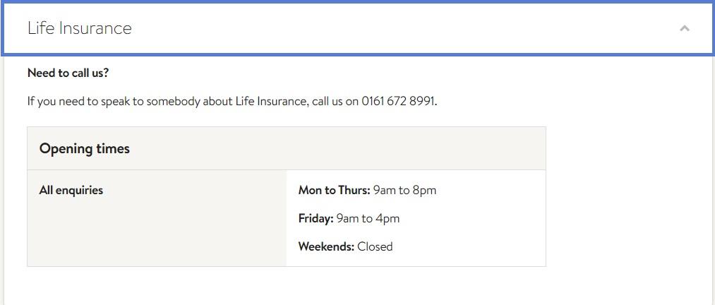 Think Money life insurance