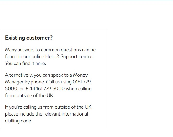 Think Money customer service