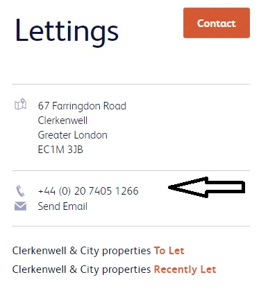 Winkworth Clerkenwell And City Agents- For Letting