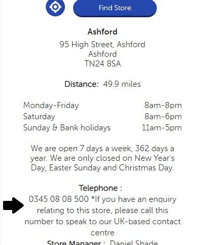 Metro Bank Ashford