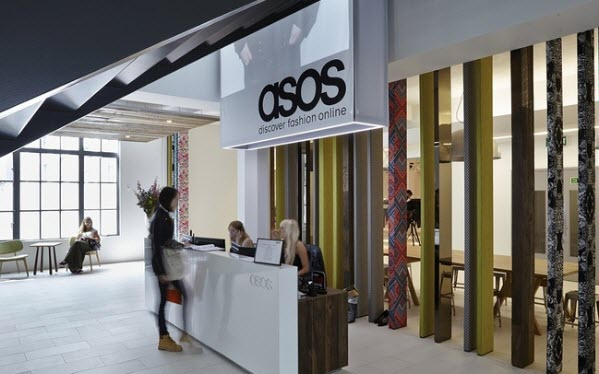 asos Headquarters london